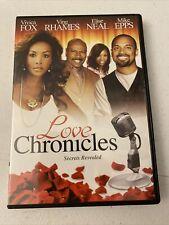 Love Chronicles: Secrets Revealed (DVD, 2010)