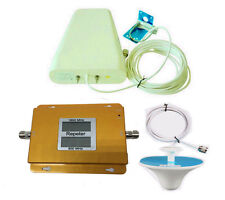 900 GSM DCS1800MHz Dual Band Cell Phone Signal Booster Repeater Amplifier Kit