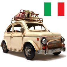 Modellauto VACANZE ITALIANO 70er Jahre Retro Auto BAMBINO Blechauto Blech