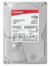 "Toshiba P300 HDD interno 1.000gb Interfaccia SATA III formato 3.5"" 216724"