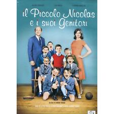 Piccolo Nicolas E I Suoi Genitori (Il)  [Dvd Nuovo]