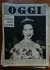Rivista Oggi 1959 n°18 AnnaMaria Pierangeli