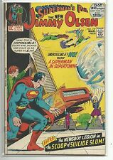 (1954 SERIES) DC SUPERMAN'S PAL JIMMY OLSEN #147 NEAL ADAMS JACK KIRBY FN