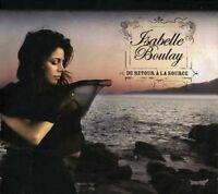 Isabelle Boulay - De Retour a la Source [New CD] Canada - Import