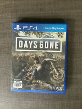 Days Gone PS4 Region 3 [Used and in Good Condition]