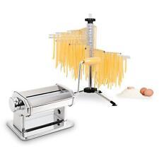 Klarstein Macchina Pasta Set Accessori Casa fresca asciugapasta Stendipasta 2 kg
