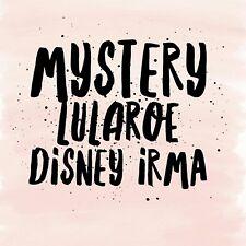 L - Large Lularoe Disney Collection Irma Tunic  NWT  Mystery Sale