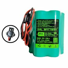 Ni-MH AA1800MAH 6V Battery Pack Replacement for RC Car