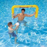 Bestway Inflatable Water Polo Frame Net Swimming Pool Garden Sport Ball Game