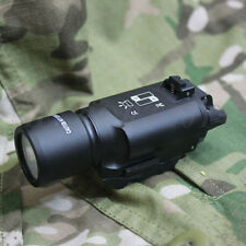 X300 Tactical Ultra High Ouput LED Weapon Flashlight For Weaver/Picatinny Rail