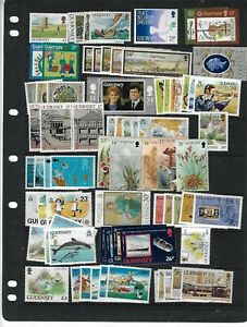 Great Britain - Guernsey - Lot 3 - See Images - Cat 61.00 - 2021-259