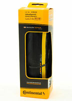 CONTINENTAL ULTRASPORT 2 ROAD BIKE TIRE, 700 X 25, Folding, Yellow