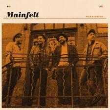 MAINFELT - VICE & VIRTUE (EP)   CD NEUF