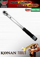 """JIMY TOOLS TORQUE WRENCH 3/8"""" SQUARE DRIVE"""
