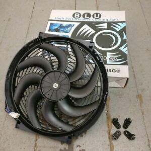1918 Oldsmobile Model 45-A 14 Inch Super Duty Radiator Fan ultra cooling