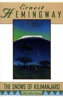 The Snows of Kilimanjaro and Other Stories by Hemingway, Ernest , Paperback