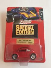 Johnny Lightning Special Edition Red VW Concept One Die Cast,1:64,MISP (B33)