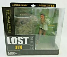 McFarlane Toys Lost Series Two Jin Action Figure Never Opened 2007 Vintage