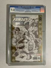 ULTIMATE FANTASTIC FOUR 30 (1:100) Sketch Variant CGC 9.8 - MARVEL ZOMBIES