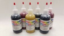 DyeMaster Sublimation Ink, 6-Color Combo Pack, 8 oz. (240ml) x 6 bottles