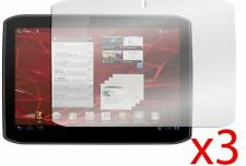 "Hellfire Trading 3x Motorola Xoom 2 Media Edition 8.2"" Screen Protector Cover"