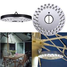 48 LED Outdoor Gartenschirm Sonnenschirm Gartenlampe Zeltlampe Patio Hof Lampe
