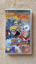 Naruto shippuden kizuma drive PSP / complet . Fr