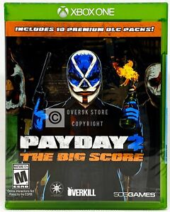 Payday 2: The Big Score - Xbox One - Brand New | Factory Sealed