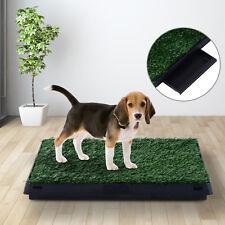 Welpentoilette Hundetoilette Hundeklo Welpen Hunde WC Kunstgras 51x63cm