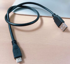 0.5m USB 2.0 A Male to Micro B 5Pin Data Sync Charge Cable Cord For Mobile Phone