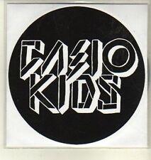 (CW313) Casio Kids, Kaskaden - DJ CD