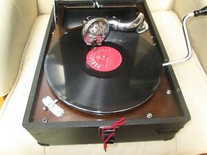 Outstanding quality Hmv gramophone model 102 fully serviced