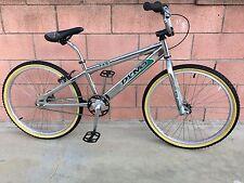 "2000 Dyno VFR 24"" BMX Bike Chrome Midschool Cruiser GT Bike Race VTG Bicycle"