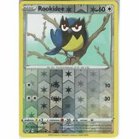 150/202 Rookidee | Common Reverse Holo Card Pokemon TCG Sword & Shield Base Set