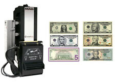 Coinco 30B 50B validator accepts 2008 $5 - $1- $20 - vending, American Changer