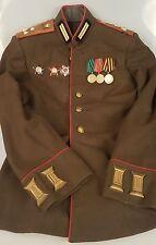 II WK Original Russland Uniform Rote Armee Orden Medaillen Militaria 1943 RAR !
