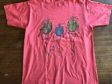 California Style 80's T-shirt Beverly Hills Fruit Loom L Mint Sparkling fashion