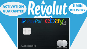 Virtual Credit Card vcc for Paypal Verification till 04/26 for worldwide 5 years