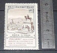 MARCHE NAZIONALISTE CINDERELLA 1915 ITALIE GUERRE 14-18 ROME ROMA ITALIA