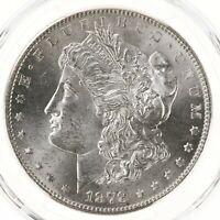 1878-S Morgan $1 PCGS Certified MS64