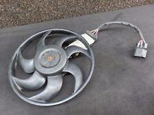 original Audi Q7 4l VW TOUAREG Ventilador IZQUIERDA 7l0959455f del radiador