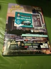 2019 Phone Book GREATER MOBILE ALABAMA The Real Yellow Pages NEW June