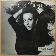PATRICE RUSHEN Watch Out! PHILIPPINES Press LP