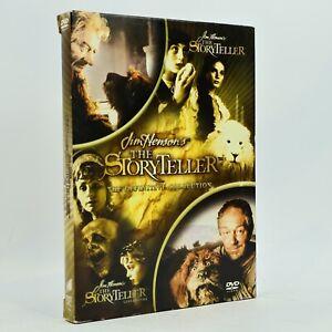 Jim Henson The StoryTeller The Definitive Collection Greek Myths R1 DVD GC