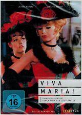 DVD NEU/OVP - Viva Maria (Louis Malle) - Jeanmne Moreau & Brigitte Bardot