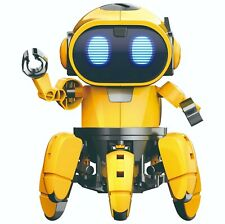 Artificial Intelligence Robot Kit with Follow-Me Infrared Mode or Explore Mode