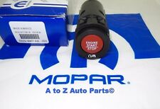 NEW 2015-2018 Dodge Challenger, Charger Red PUSH-BUTTON Start Switch, OEM Mopar!