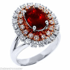 Wedding Ruby Fine Rings