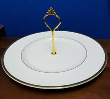 ROYAL DOULTON china ALICE H5122 Single Tier Server 10-1/2""