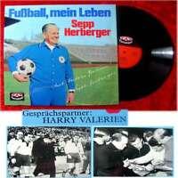 LP Sepp Herberger: Fußball. mein Leben (Karussell) D
